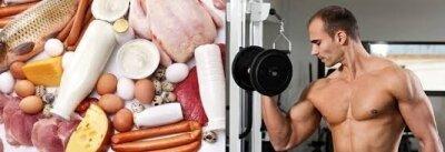 Диета для набора мышечной массы и силы: для мужчин и