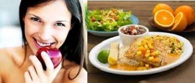 правильное питание по времени на день